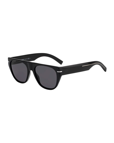 Dior Sunglasses Men's Flat-Top Acetate Sunglasses