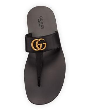 cbfec85f Men's Designer Sandals & Flip Flops at Neiman Marcus