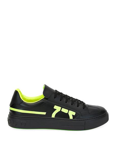 Salvatore Ferragamo Men's Arwin Skate Sneakers