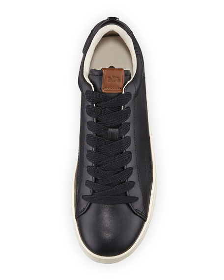 Coach Men's C101 Leather Low-Top Sneakers