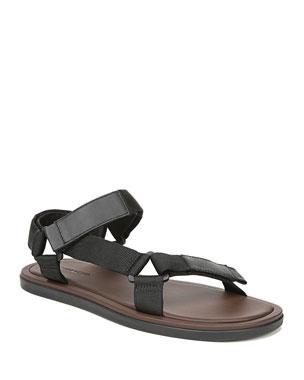 7d422ce47 Men's Designer Sandals & Flip Flops at Neiman Marcus