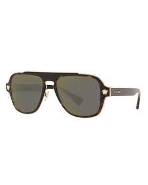 fed9782e58a7 Men's Designer Sunglasses & Aviators at Neiman Marcus