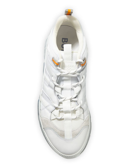 Burberry Men's RS5 Low-Top Runner Sneakers