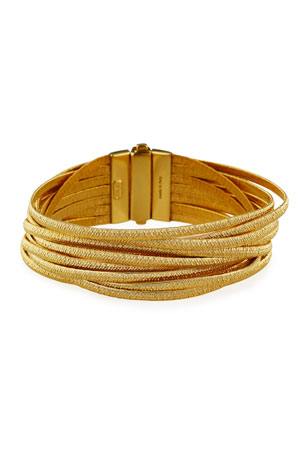 Marco Bicego Cairo 18k Thirteen-Strand Bracelet