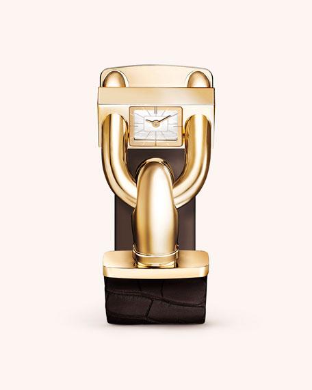 Van Cleef & Arpels Cadenas Strap Watch