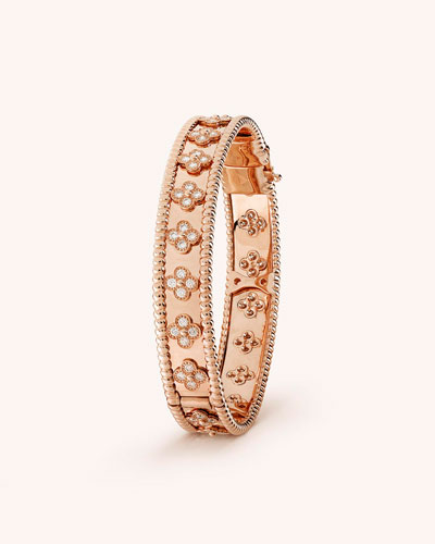 Perlée Clovers Bracelet