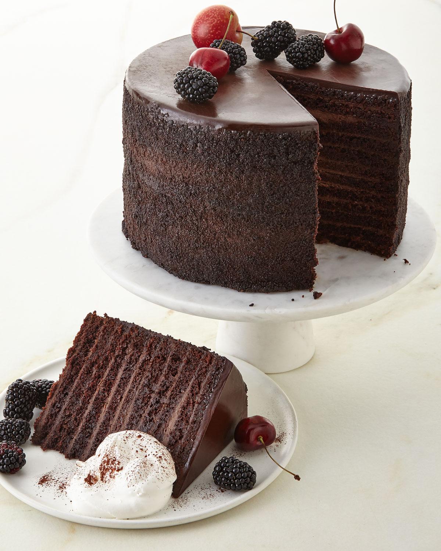 6541da5dd87 Strip House 24-Layer Chocolate Cake