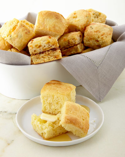 Bite-Size Biscuits  For 12-15 People