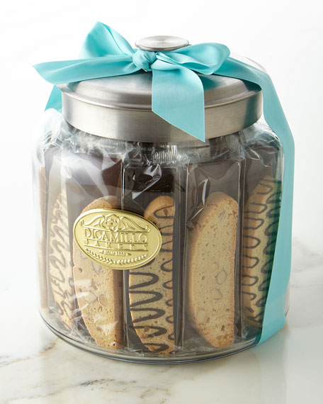 Dicamillo Baking Co Biscotti Moderno Jar