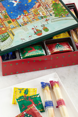 Yoku Moku Holiday Cinq Delices Cookies