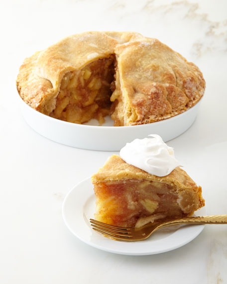 Tootie Pie Company Traditional Apple Pie, For 10-12 People