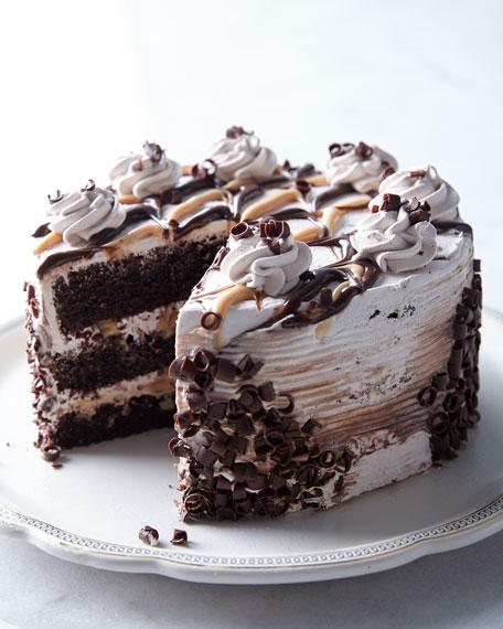 Annie Pie's Bakery Milky Caramel Galaxy Cake, For