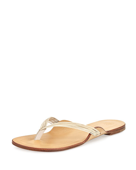 THE ROW Casablanca Strappy Thong Sandal
