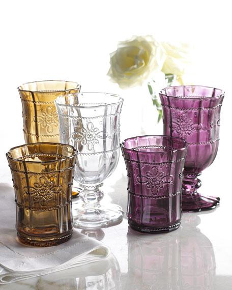 Four Colette Goblets