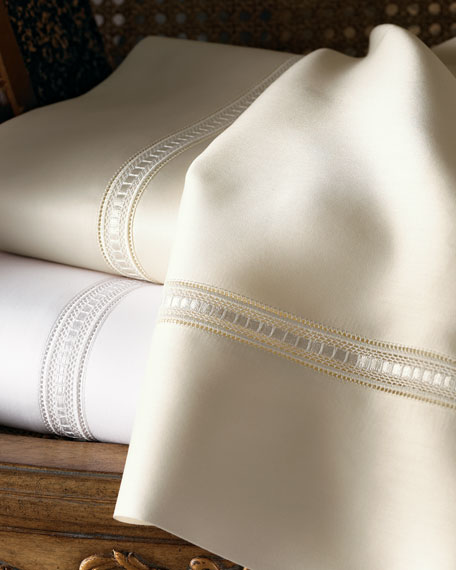 Two Standard 590 Thread Count Pillowcases
