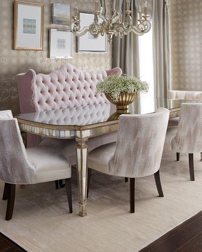 John-Richard Collection Haute House Tiffany Chair, Isabella