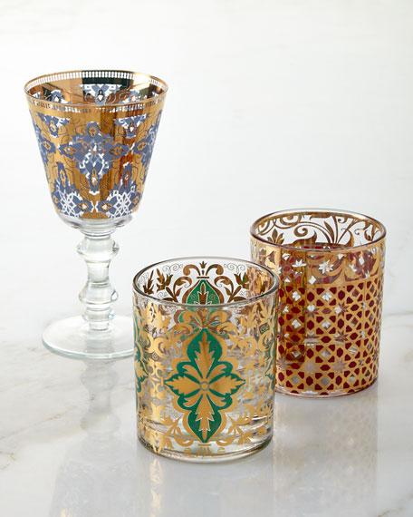 Paris Reign Goblets, Set of 4