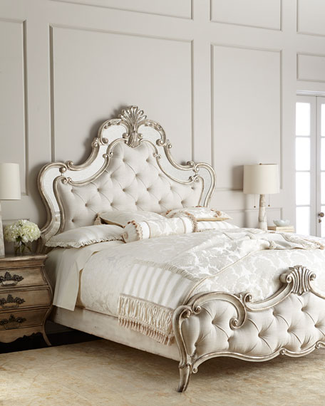 Hooker Furniture Hadleigh King Bed