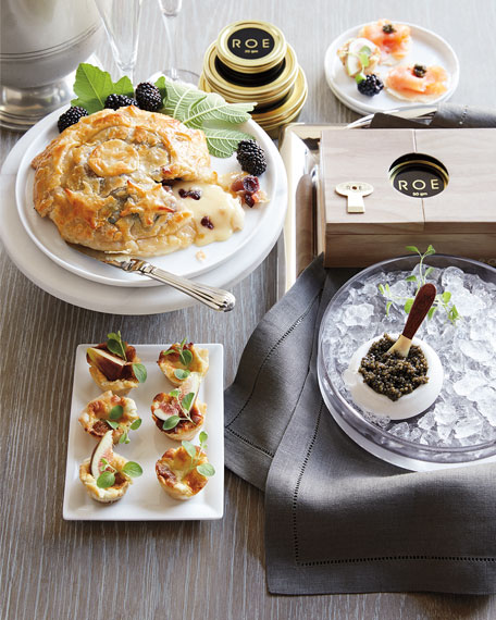 Sturgeon Caviar, For 8+ People