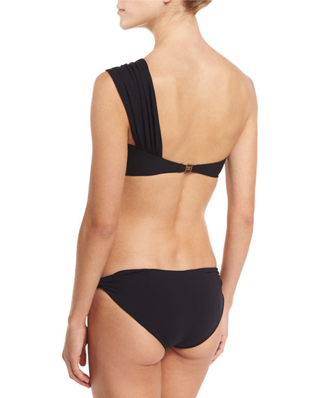 Marysia Venice One-Shoulder Swim Top