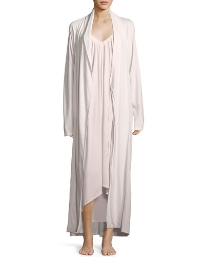 Paolo Long-Sleeve Wrap Robe and Matching Items