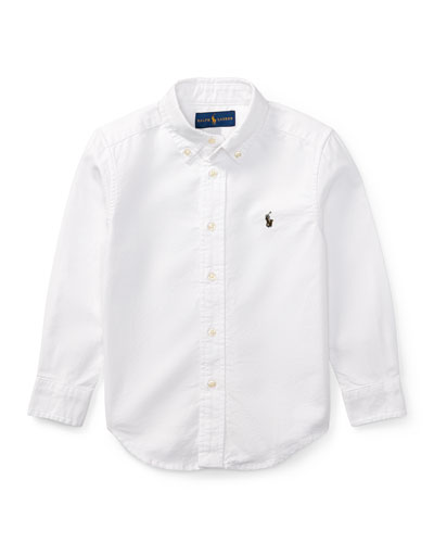 Oxford Sport Shirt  Size 2-4  and Matching Items
