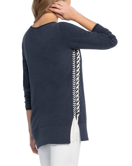 Image 2 of 4: Petite On My Side Sweater