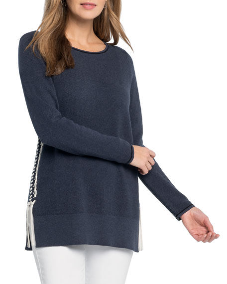 Image 1 of 4: Petite On My Side Sweater