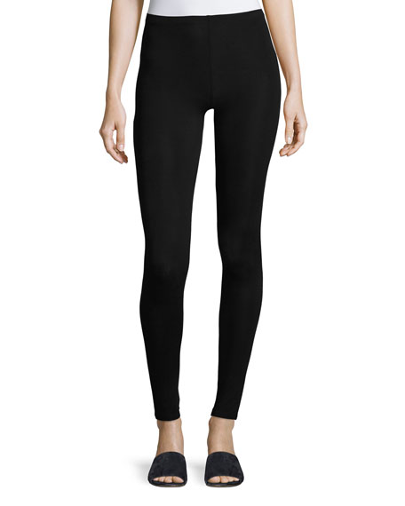 Majestic Paris for Neiman MarcusSoft Touch Leggings