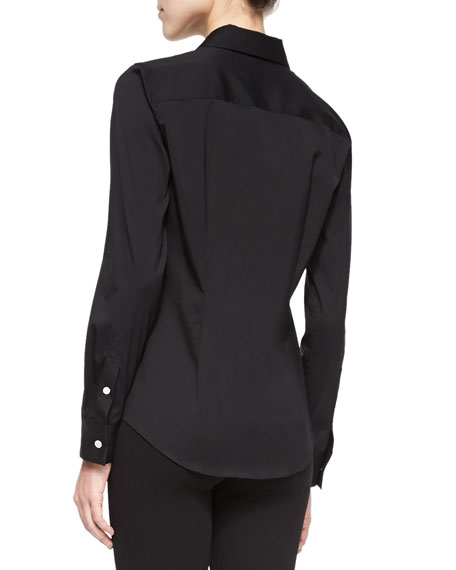 Tenia Long-Sleeve Blouse