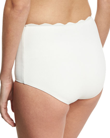 Palm Springs High-Waist Swim Bikini Bottom