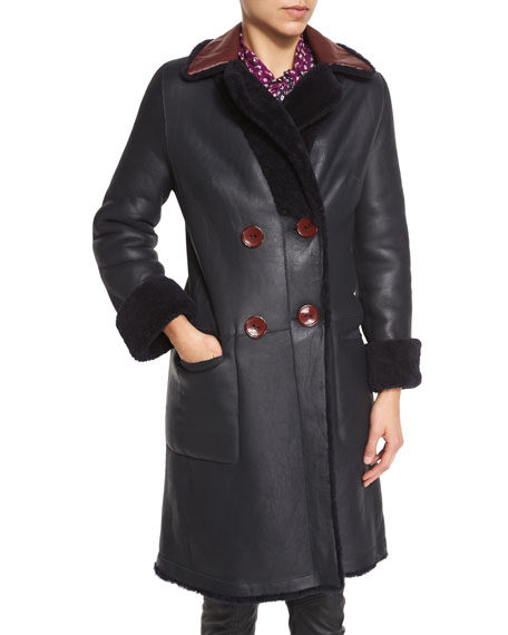 Diane von Furstenberg Coat & Pants