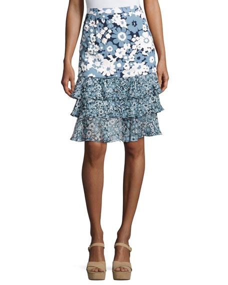 Michael Kors Collection Skirt & Blouse