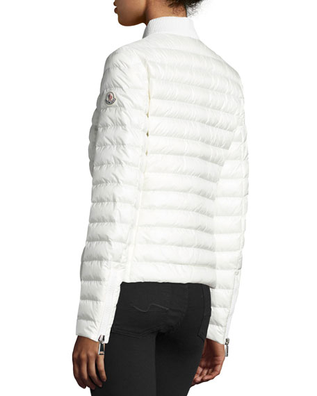 Blen Fitted Down Jacket