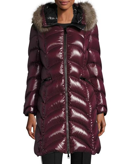 Albizia Hooded Puffer Jacket