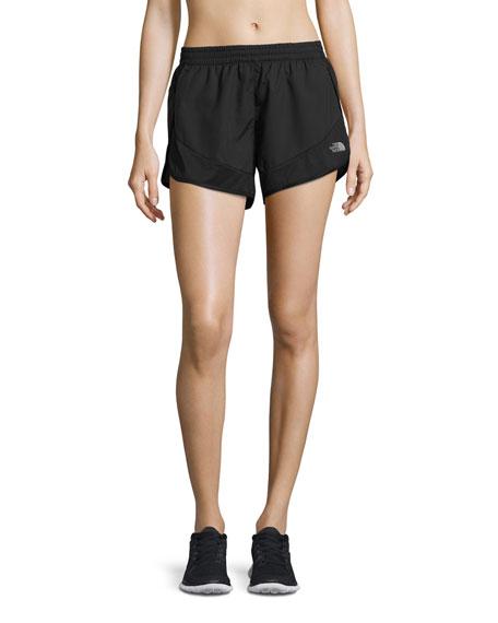 The North Face Altertude Hybrid Running Shorts, Black