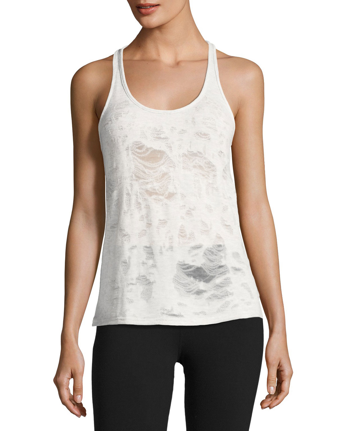Visa Payment Online Genuine Online alo Pure Distressed Tank For Sale The Cheapest Buy Cheap Order Outlet Footlocker Finishline LZgeLK8H