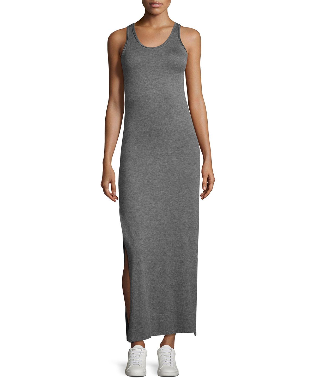 5ebc43ead13 Theory Sameetha Plume Jersey Tank Dress | Neiman Marcus