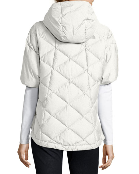 Far Northern Quilted Capelet