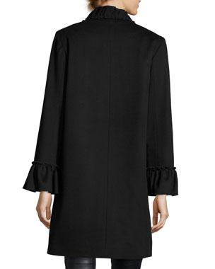 9acea1bec34c Women's Cashmere & Wool Coats at Neiman Marcus