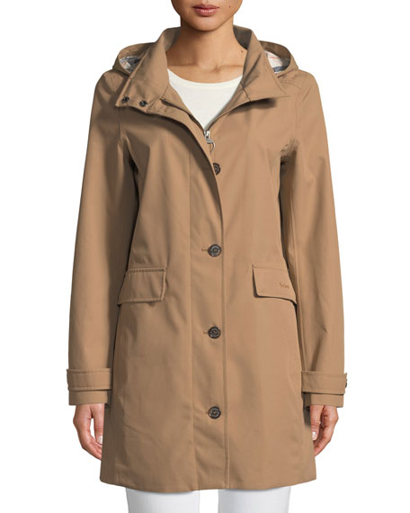 Barbour Kirkwall Jacket w/ Removable Hood