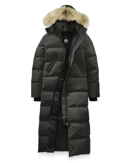 Mystique Fur-Hood Parka