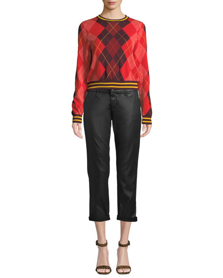 AG The Caden Tailored Denim Trousers