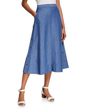 73ec52736a77 Designer Skirts at Neiman Marcus