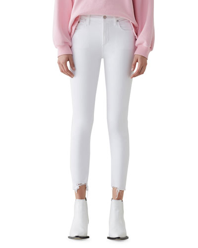 Sophie High-Rise Skinny Cropped Jeans