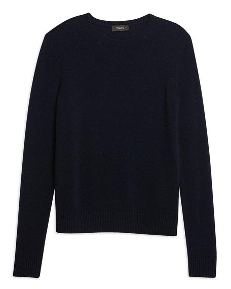 Theory Crewneck Cashmere Sweater