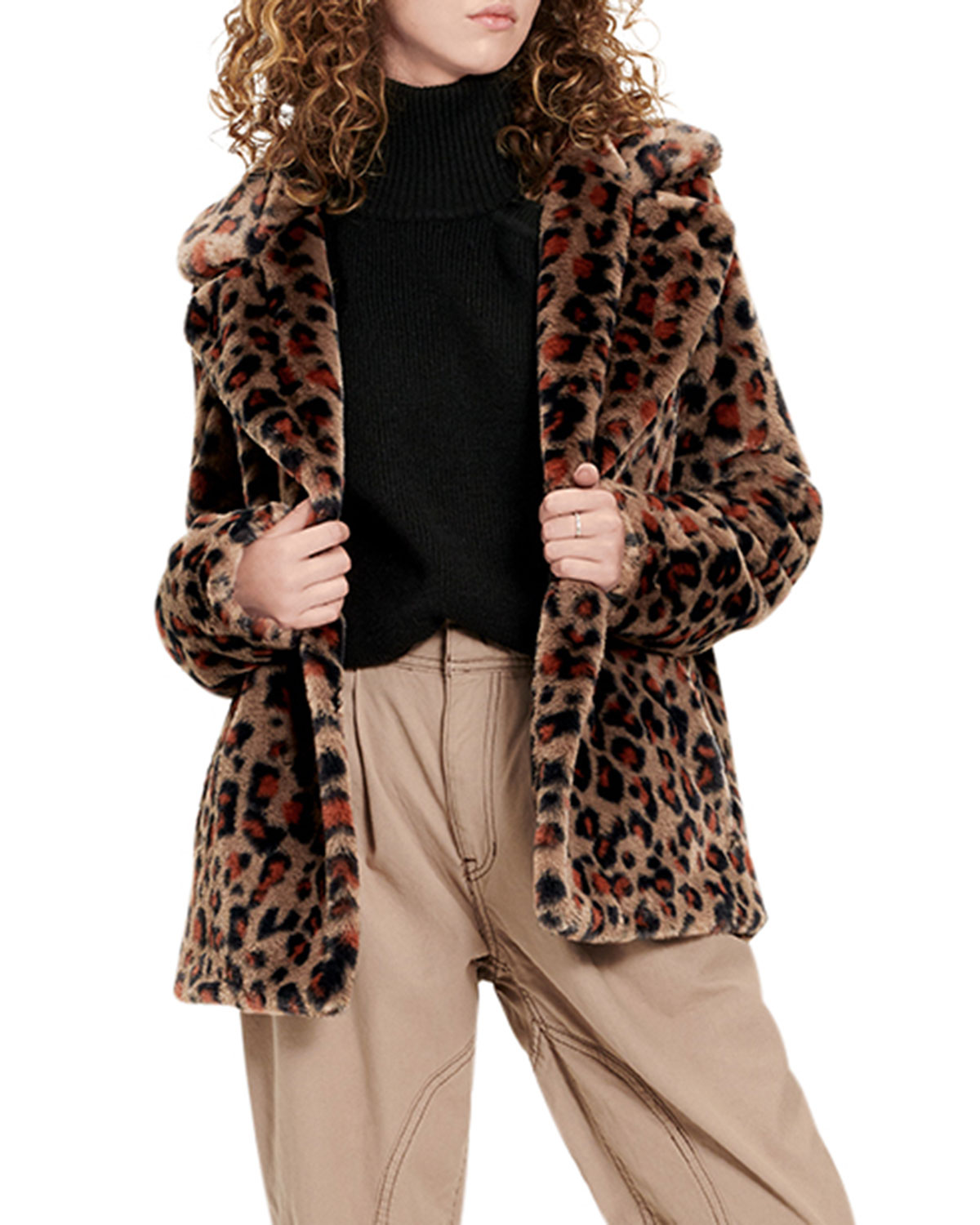 Rosemary Faux Fur Jacket by Ugg