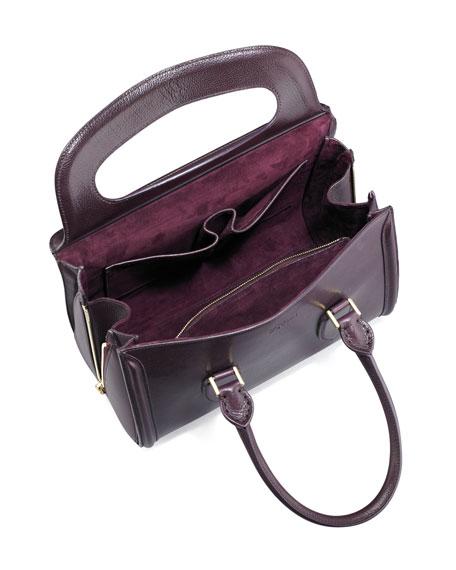 Heroine Calfskin Satchel Bag