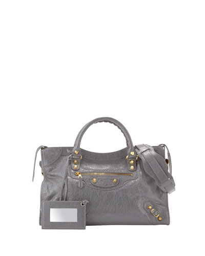 Giant 12 Golden City Bag, Dark Gray