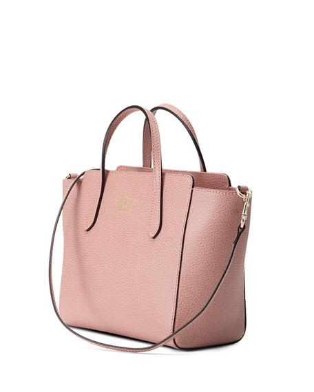 Swing Mini Crossbody Bag, Light Pink